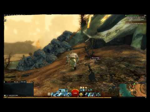 Guild Wars 2 - Compass Plaza Vista
