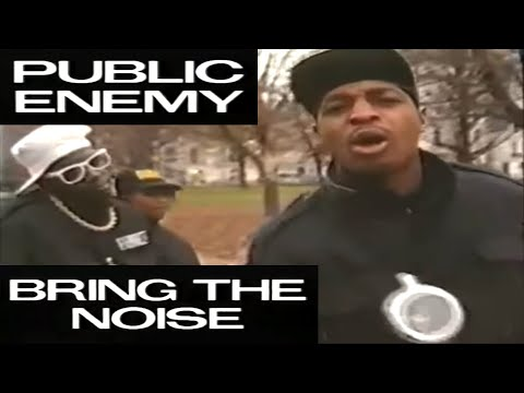 Public Enemy  Bring The Noise   HQ