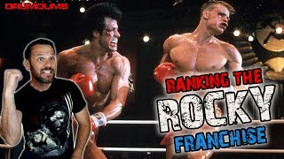 DRUMDUMS RANKS THE ROCKY FRANCHISE (Rocky to Creed II!)