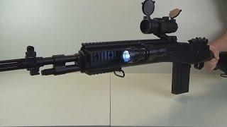 Пневматична гвинтівка М-14 Огляд