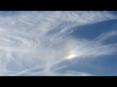 Unknown Object in Sky over Atoka, OK