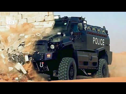 Top 10 Armored Police Vehicles
