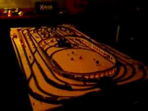 N Scale Train Set Video 3
