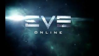 EVE Online Копка на Rorqual + охрана на мазере №2