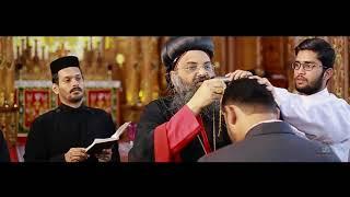 Sojan|shini Christian Wedding Highlight