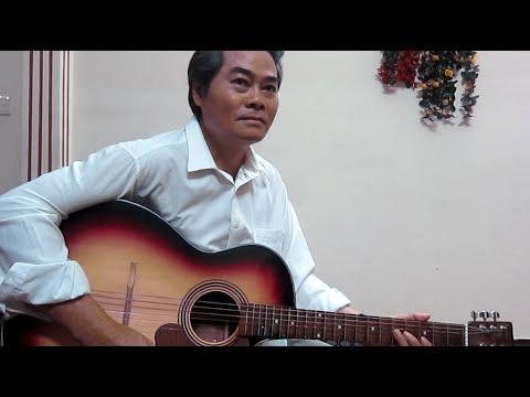 Tư Điệp Độc Tấu Guitar Vọng Cổ Dây Kép (Hò Nhất) 3 Câu 456 _ Đàn Thùng - Guitar Solo
