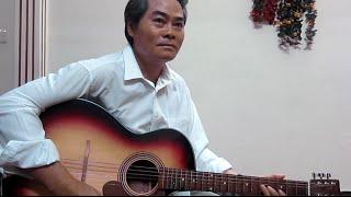 Tư Điệp Độc Tấu Guitar Vọng Cổ Dây Kép - 3 Câu 456 _ Đàn Thùng - Độc Tấu VC