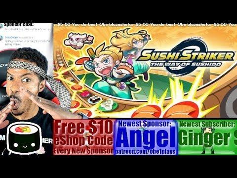 Sushi Striker Nintendo Switch