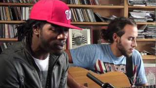 Gyptian: NPR Music Tiny Desk Concert