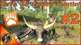 Let's Go Trophy Huntin' #2 | theHunter Classic 2017