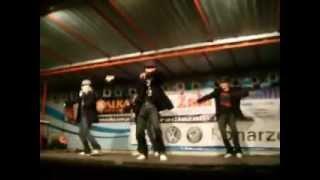 Koncert- CLIVER  - ŻNIN 2009 r ( Mega Jump )