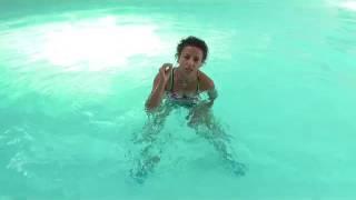 vuclip Aqua Aqua Aerobics water workout move shallow jack ski with Marietta Mehanni