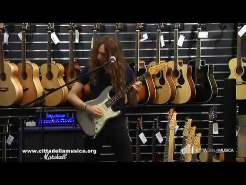 CITTA DELLA MUSICA - NICK JOHNSTON