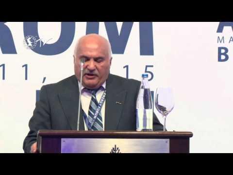 Yavuz Keleş - Caspian Energy Forum - Baku 2015-az