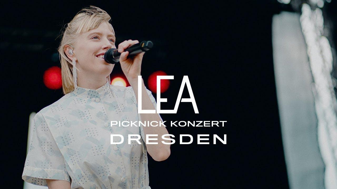 LEA | Picknick Konzert | Dresden (02.08.20)