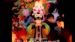 Repeat youtube video Ao No Exorcist Movie OST- Usamaro