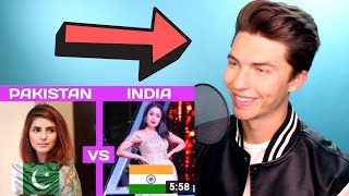 VOCAL COACH Reacts to FAMOUS Indian Singers & Pakistani Singers