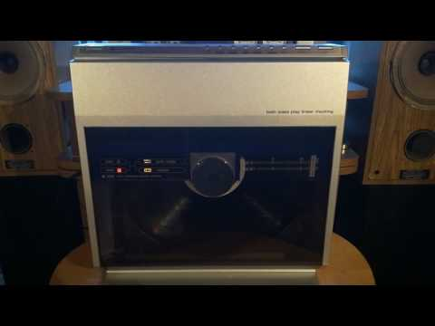 Sharp Optonica RP-114 Linear Record Player