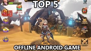 Top 5 Offline Android Game 2016 #1