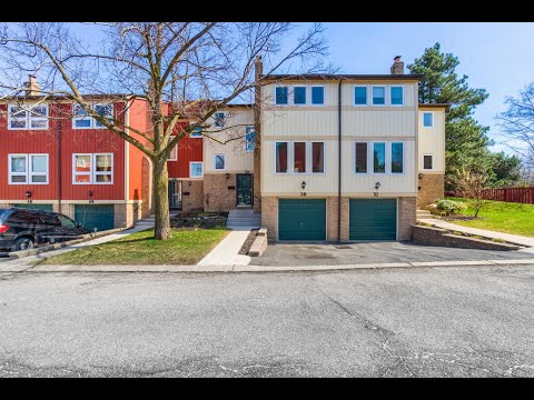 #50-7080 Copenhagen Road Mississauga Home For Sale - Real Estate Properties For Sale