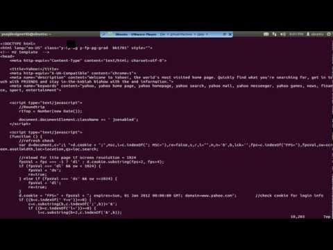 VIM-1.2 VIM Editor Commands Tutorial