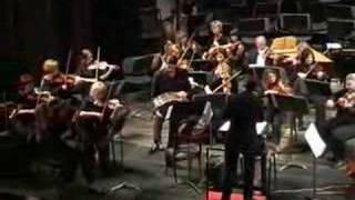 Concierto para bandoneon - Moderato