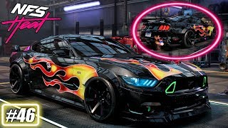 #46 MUSTANG DO RAZOR DO NEED FOR SPEED MOST WANTED - NEED FOR SPEED HEAT