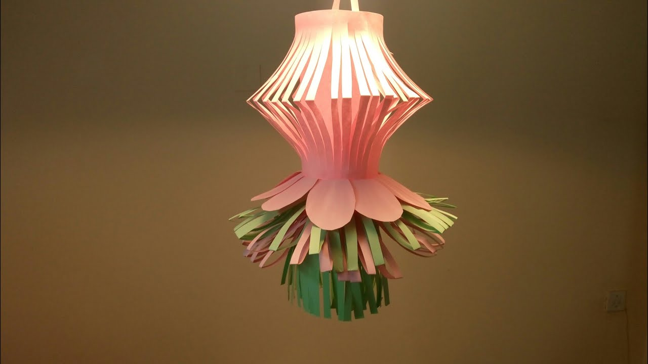 Kandil Paper Lantern How to