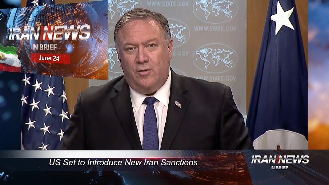 Iran news in brief, June 24, 2019