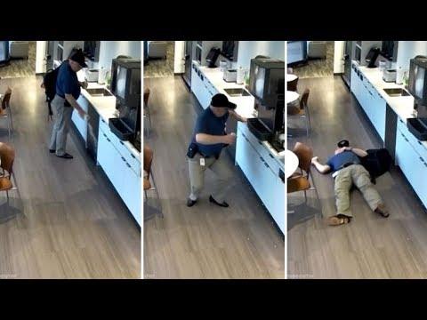 Luis Treviño - Hombre Fingue Accidente Para Demandar A Una Tienda!
