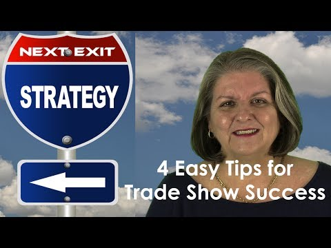How To Make Your Trade Show A Success (4 Easy Tips!)