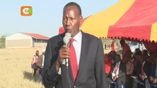 Nkaissery warns Raila over alleged incitement