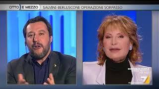 Matteo Salvini: contento di essere innamorato di Elisa, spero mi accompagni da Presidente del ...