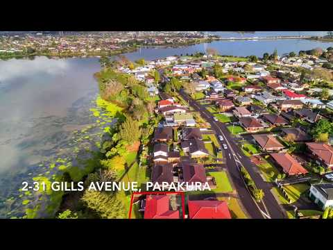 Affordable Adorable Waterside Living - 2/31 Gills Ave, Papakura