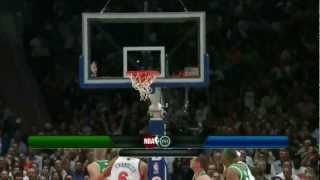 New York Knicks 19 3-Pointers vs Boston Celtics