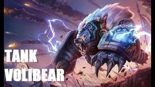 League of Legends - Tank Runeguard Volibear Jungle