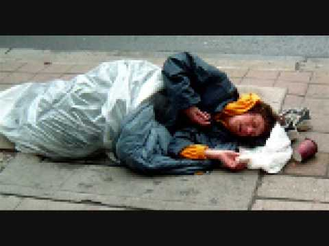 poverty the homeless and the poor in america sad youtube