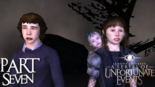 A Series of Unfortunate Events (PC) Walkthrough: Part 7