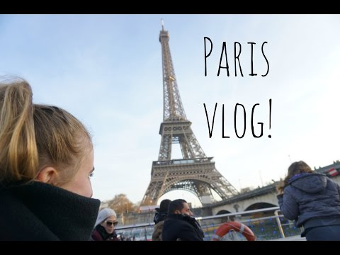 PARIS HIGHLIGHTS- EUROPE TRIP VLOG 2