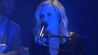 """Fredrika STAHL """"A Drop In The Sea"""" au BBC à Caen"""