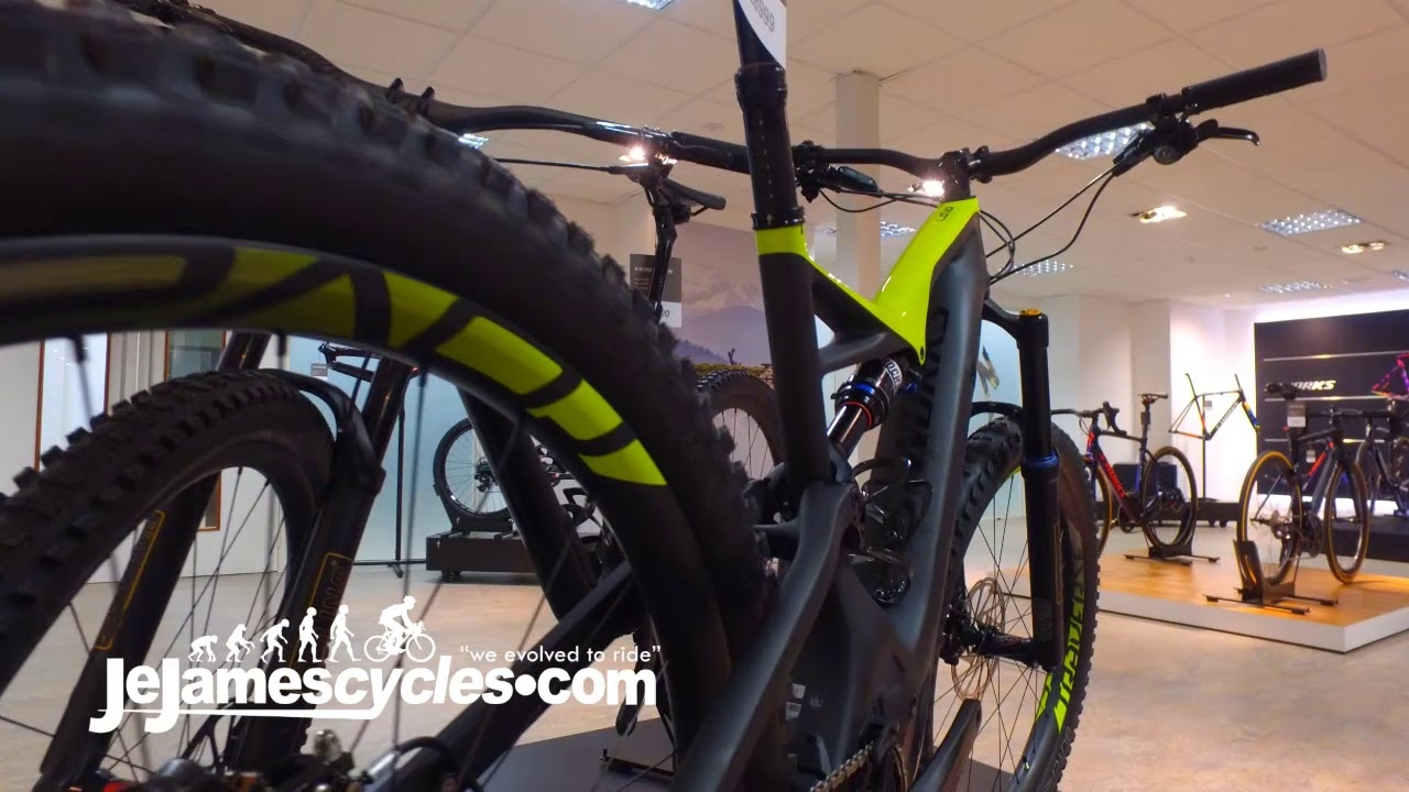 Specialized S Works Turbo Levo Electric Bike 2018 Youtube