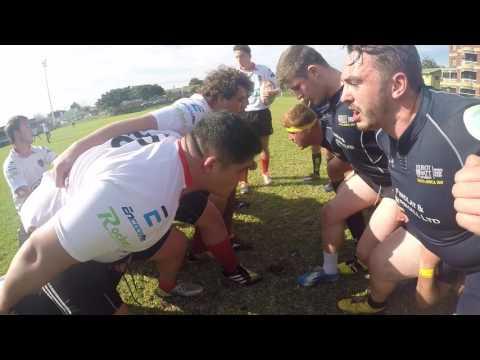 South Africa Tour 2017 - Heriot Watt Uni vs Villager FC