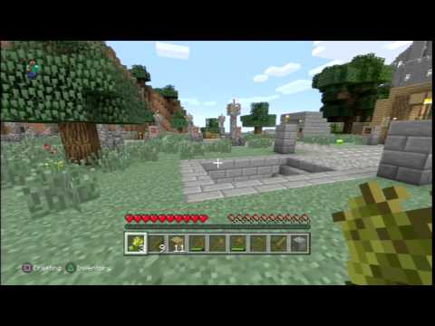 how to make bread minecraft ps4