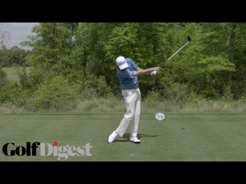 Swing Analysis: Bill Haas