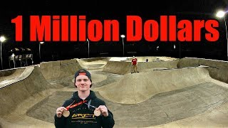 RIDING WOODWARDS NEW 1MILLION DOLLAR SKATEPARK!