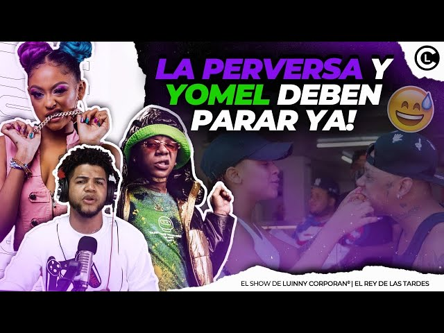 """LA PERVERSA Y EL MELOSO SE TIRAN TRAPITOS AL SOL PÚBLICAMENTE! PONEN """"HUEVO"""" OYENTES SE DESAHOGAN"""