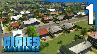NEW MAP, NEW COLLECTION, NEW CITY! | Cities Skylines Gameplay S3E1
