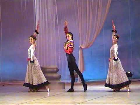 Bolshoi Opera and Ballet Theatre Alisher  Tashkent Uzbekistan 2005