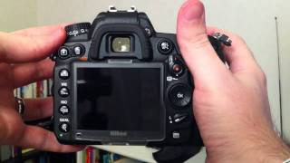 Nikon D7000 Shutter Sounds + Quiet Shutter