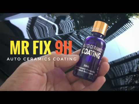 mr fix 9h nano ceramics coating 9h mr fix auto ceramics. Black Bedroom Furniture Sets. Home Design Ideas